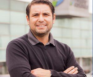 José Alcántara y su desafío como Gerente del Terminal San Antonio